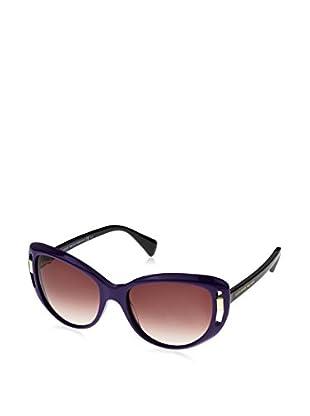 Alexander McQueen Sonnenbrille AMQ4238/S (55 mm) violett
