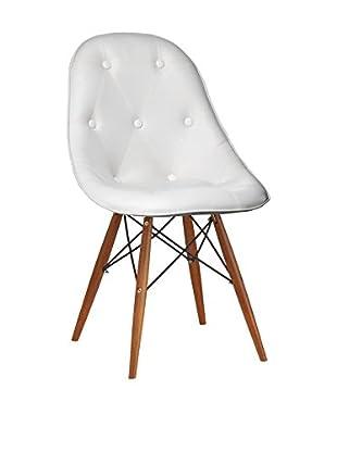 Premier Housewares Stuhl Set, 2-teilig Efecto Piel