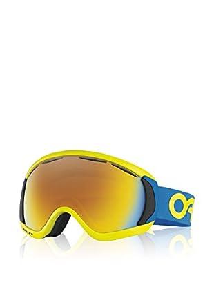 Oakley Máscara de Esquí Canopy Mod. 7047 Clip Azul / Amarillo