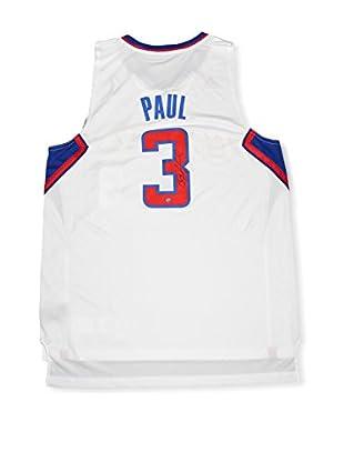 Steiner Sports Memorabilia Chris Paul Signed L.A. Clippers White Swingman Jersey