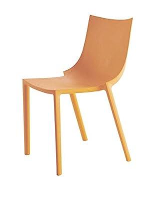 DRIADE Stuhl 2er Set Bo orange