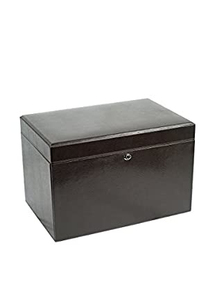 WOLF London Large Jewelry Box, Cocoa