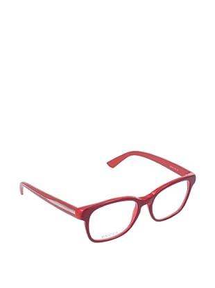 Gucci Montura GG 3572 X2C Burdeos Plateado Rojo