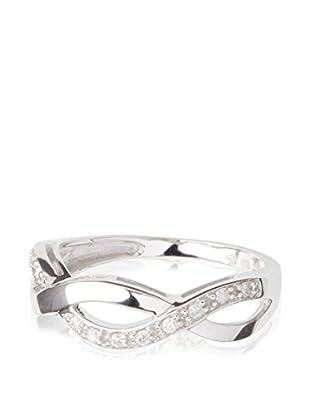 PARIS VENDÔME Ring Chemin Croisé De Diamants Diamants