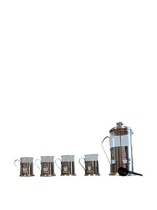 BergHOFF 5-Piece French Press Coffee Set