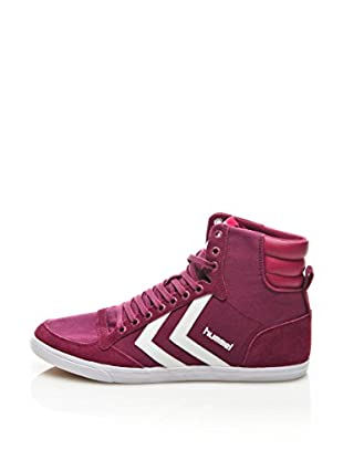 HUMMEL Hightop Sneaker Slim Stadil Canvas High
