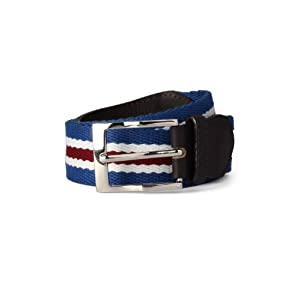 Casual Belt with Stylish Buckle