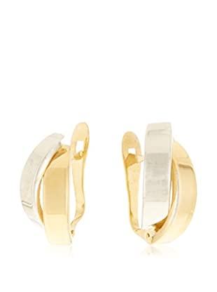 GOLD & DIAMONDS Pendientes Irene oro amarillo 18 ct