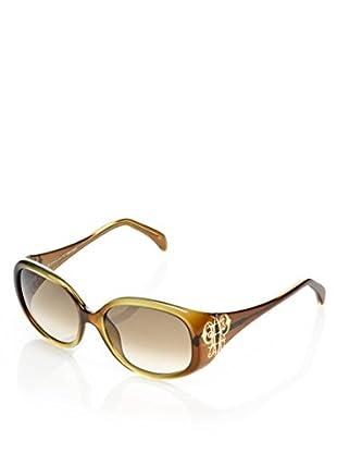 Emilio Pucci Sonnenbrille 674S-318 (57 mm) braun