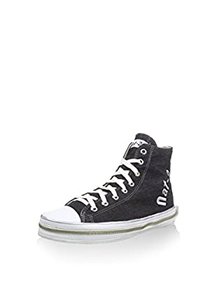 Nat-2 Hightop Sneaker Lind  Abape