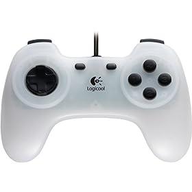 ロジクール プレシジョン PC ゲームコントローラー GPX-200