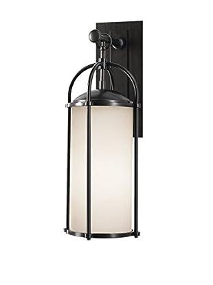 Feiss 1-Light Dakota Lantern, Espresso