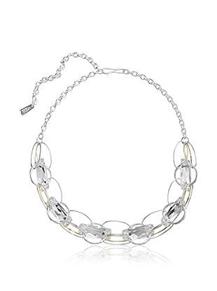 Crystallized Halskette Eternal silberfarben