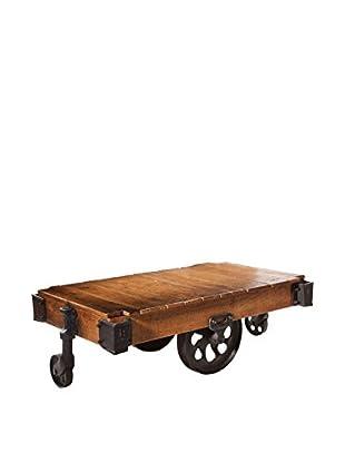 Bassett Mirror Company Factory Cart