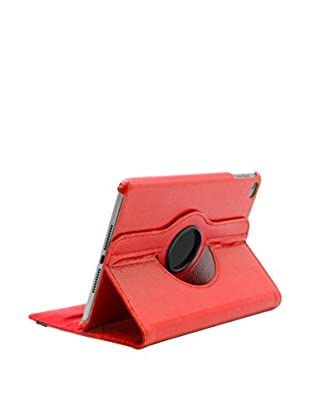 UNOTEC Funda 360 iPad Mini4 Rojo
