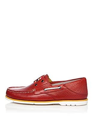 Rockport Náutico Casual Summer Tour 2 Eye S (Rojo)