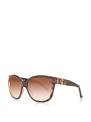 Guess Sonnenbrille GU7338 57E26 (57 mm) havanna