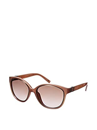Escada Women's SES267 Sunglasses, Shiny Opaline Pink