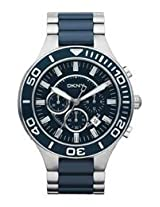 DKNY Analog Blue Dial Men's Watch - NY1498