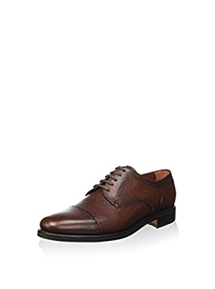 GEORGE'S Derby Derby /Blucher Puntera Recta (Quarter Brogue)