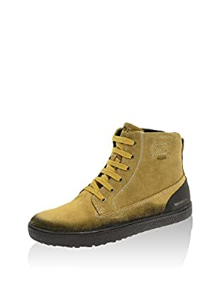 Geox Hightop Sneaker D Amaranth B Abx