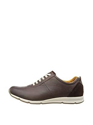 Camel Active Zapatos Samba 12 (Marrón Oscuro)