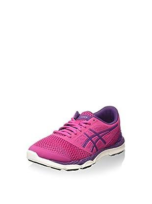 ASICS 33-dfa 2, Chaussures de Running Compétition femme - Rose (berry/purple/silver 2133), 37.5 EU