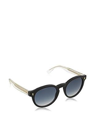Fendi Gafas de Sol Mod. 0085/S 08_YPP (50 mm) Negro / Dorado