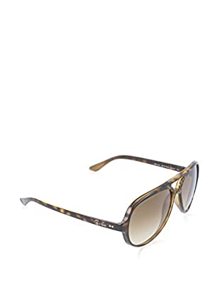 Ray-Ban Sonnenbrille CATS 5000 (59 mm) havanna