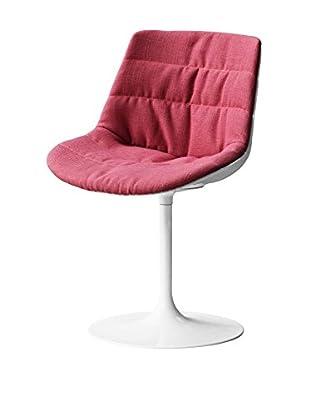 Manhattan Living Blossem Dining Chair, White