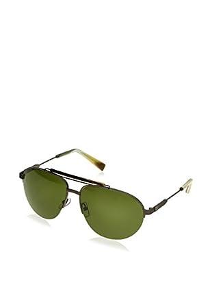 E. Zegna Gafas de Sol EZ0007_09N (60 mm) Antracita / Marfil