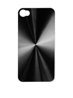 imperii Carcasa Relief Bright Iphone 4 / 4S Negro
