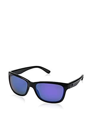 Oakley Gafas de Sol Forehand (57 mm) Negro