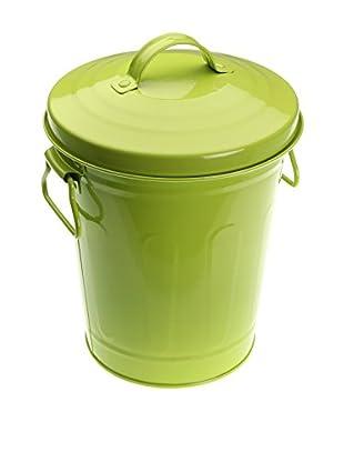 Zings Mülleimer grün