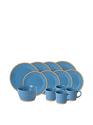 Royal Doulton Colours Blue 16-Piece Set