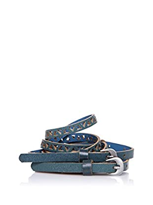 Pepe Jeans London Cinturón 571 (Azul Oscuro)