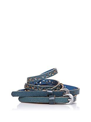 Pepe Jeans London Cinturón A11717 571 (Azul Oscuro)