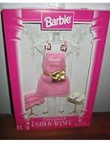 Barbie Boutique Fashion Avenue Pink Wool Set