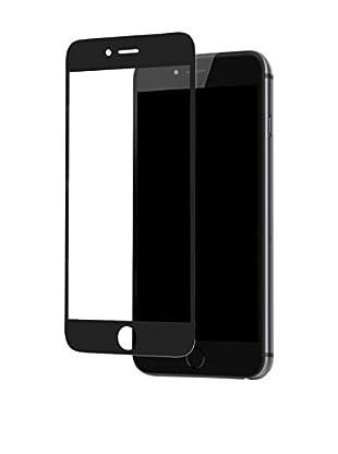 UNOTEC Schutzfolie Full Cover iPhone 7 schwarz