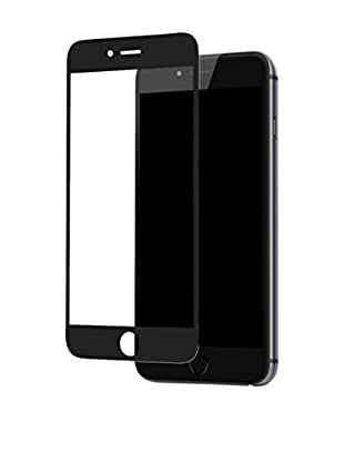 ZZ-UNOTEC Protector De Pantalla Full Cover iPhone 7 Negro