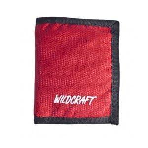 Wildcraft Wallet Mens Red