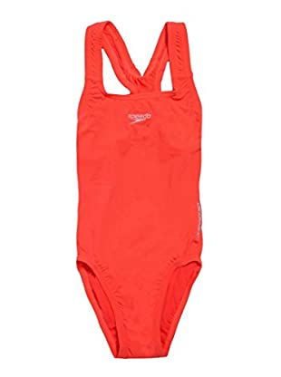 Speedo Badeanzug End+ Mdlt 1Pce Jf Orange Junior