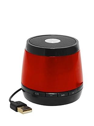 Hmdx Jam Classic Altavoz Portátil Wireless (Rojo)