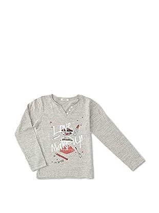 3Pommes Camiseta Forenga (Gris)