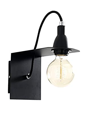 Contemporary Lighting Lámpara De Pared Genius Negro