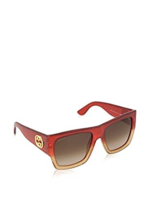 GUCCI Sonnenbrille 3817/S K8 RQA (63 mm) (55 mm) rot