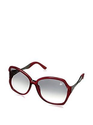 Swarovski Sonnenbrille SK0065_66B (60 mm) rot