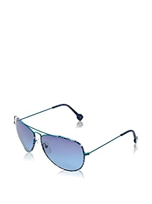 Pucci Sonnenbrille EP125S (62 mm) türkis/mehrfarbig
