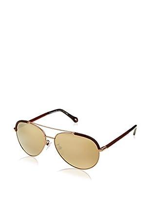 E. Zegna Gafas de Sol SZ3346M_8FCX (59 mm) Dorado