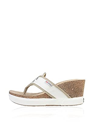 Superga Keil Sandalette